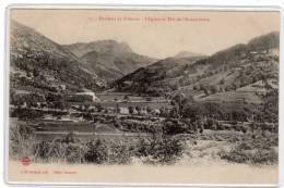 CPA 04 : 17 - Environs De Colmars - CLIGNON Et Tête De L´Encombrette - Ed. J.B.Girard - Cliché Darasse - - Zonder Classificatie