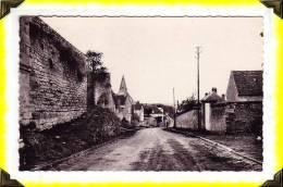 CP N°3   SAINT-GERVAIS --- Entrée Du Bourg ---  95 VAL D´OISE - Magny En Vexin
