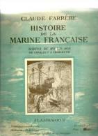 """Histoire De La Marine Française """"Marins Du Moyen Age De Charles 5 à 8"""" De Claude Farrère Fascicule N°2 De 1934 - Boats"""