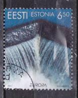 ESTONIE 2001 EUROPA 185 - Estonie