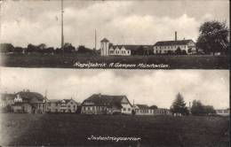 Münchwilen Nagelfabrik Industriequartier 2 Bild - TG Thurgau