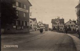 Münchwilen  Gasthaus Zum Engel Auto - TG Thurgau