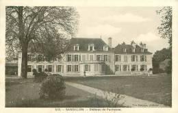 45 SANDILLON CHATEAU DE PUCHESSE - France
