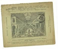 RUSSIE   /  FRANCE  BORDEAUX  Obl.1901 - Briefe U. Dokumente