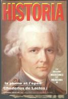 HISTORIA N° 467 Fernand Braudel / Alain Decaix / Georges Poisson - Histoire