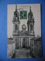 54-LUNEVILLE L'église St Jacques , Circulée En 1909 - Luneville