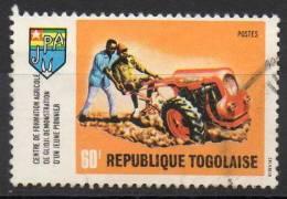 REPUBLIQUE  TOGOLAISE    N°640 __OBL VOIR SCAN - Togo (1960-...)