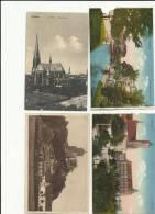 GLEIWITZ ; Lot 8 Cartes - Circulé - Année 1921 - Polen