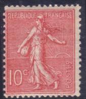 *PROMO* 10c Rose Foncé Neuf ** Sans Charnières TB (Y&T N° ,129c, Cote: 40€) - 1903-60 Semeuse Lignée