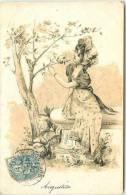 FEMME AU JARDIN - Women