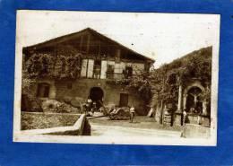 ESPAGNE VERA DEL BIDASOA ( NAVARRA ) TIPICO CASERIO BELLE ANIMATION - Navarra (Pamplona)