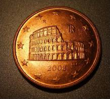 5 Cent EURO ITALIA - 2008 MONETA - ITALY- COIN - SP - Italia