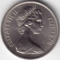 @Y@   Fiji  5 Cent  1978  UNC  ( C409 ) - Fidschi