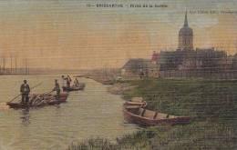 Brissarthe 1: Rives De La Sarthe 1915 - Autres Communes