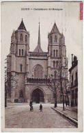 21. DIJON. EGLISE. CATHEDRALE SAINTE BENIGNE. COLLECTION COSTET - Kerken En Kloosters