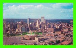 DALLAS, TEXAS - SKYLINE VIEW, THE METROPOLITAN CENTER OF SOUTHWESTERN BUSINESS - TRAVEL - DIMENSION  23X14 Cm - - Dallas