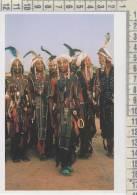 Niger Yaake Charm Dance   Angela Fisher And Carol Beckwith Costumi - Niger