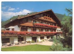 C2050 Chienes Kiens (Bolzano) - Hotel Kronblick / Viaggiata 1989 - Italia
