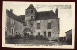 Cpa  Du 44  La Chapelle Basse Mer  Ancien Château De La Vrillière    EUG4 - La Chapelle Basse-Mer