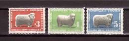 1967  URUGUAY National Wealth  Yvert Cat N° 308/10 Perfect MNH ** - Farm