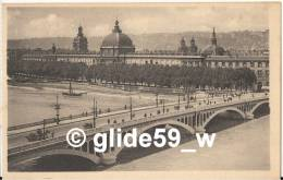 LYON - Le Pont Wilson Et L'Hôtel-Dieu - N° 504 - Lyon
