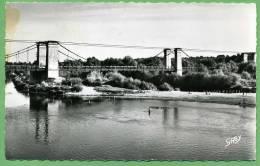 45 CHATILLON-sur-LOIRE - Le Pont Et La Plage - Chatillon Sur Loire