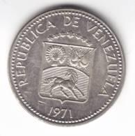 @Y@   VENEZUELA 10 CENTIMOS 1971    XF   (C431) - Venezuela