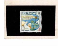 ITA171   -   VATICANO   -    CAT. SASSONE  NR. 1243  USATO - Usados