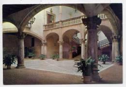 Espagne--PALMA DE  MALLORCA--1971--Patio Del Palacio Vivot  ,cpm N° 3551 éd CYP - Palma De Mallorca