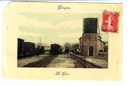 GUEUGNON - La Gare - - Gueugnon