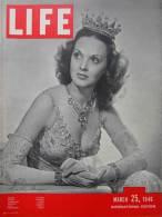 Magazine LIFE - MARCH 25 , 1946   - INTERNATIONAL EDITION -      (2971) - Nouvelles/ Affaires Courantes