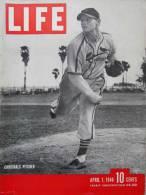 Magazine LIFE - APRIL 1 , 1946      (2972) - Nouvelles/ Affaires Courantes