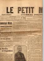 Dimanche 14   Novembre 1915 - Journaux - Quotidiens