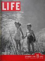 Magazine LIFE - SEPTEMBER 2 , 1946      (2974) - Nieuws / Lopende Zaken