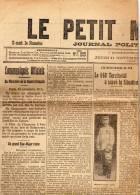 Jeudi 11  Novembre 1915 - Zeitungen