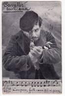 OPERA CAVALLER RUSTICANA ALTEROCCA TERNI Nr. 3336 OLD POSTCARD 1914. - Opera