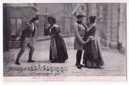 OPERA BOHEME ALTEROCCA TERNI Nr. 3275 OLD POSTCARD - Opera