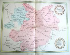 Post-Carte Würzburger- Und Nürnberger Postamts Districte Nachdruck - Vorphilatelie