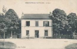 70.Demangevelle Vauvillers La Gare - Autres Communes
