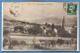 74 - ANNEMASSE -- Et Le Mont Blanc - Annemasse