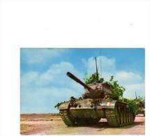 69629)cartolina Illustratoria Serie Militari - Manovre Carro M.47 - Manovre