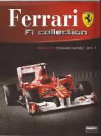 FERRARI F1 COLLECTION - NUMERO 1 - FABBRI EDITORI - 2013 - Modellismo