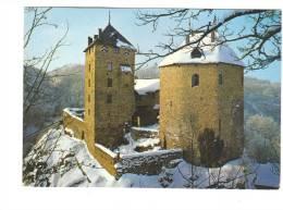 Belgique. RHEINHARDSTEIN .  Burg Metternich  Très Beau Timbre: Annonciation? - Waimes - Weismes