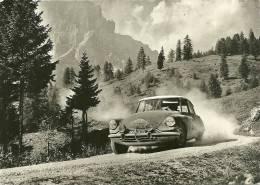 LIEGE SOFIA MARATHON 1962 RALLYE AUTOMOBILE CITROEN ID 19 SPORT BOUCHET KISSEL - Non Classés