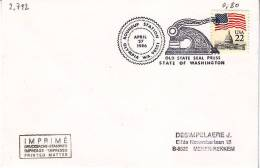 Old State Seal Press (2.792) - Etats-Unis
