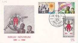 B-Sint Niklaas 1966. 75 Jahre Rerum Novarum (3.264) - Belgium