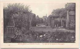 MOUILLERON-EN-PAREDS - Vue Prise Sur La Terrasse De Beauregard - Mouilleron En Pareds
