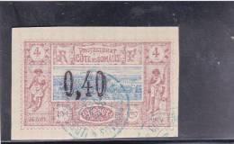 COTE DES SOMALIS - YVERT N° 22 OBLITERE - COTE = 45 EUR. - - Oblitérés