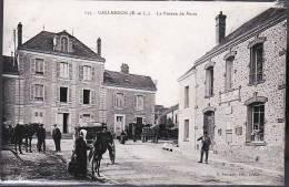 GALLARDON LA POSTE - France