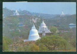 Cpsm Gf - A Magnificent Panorama Of  The Sagainghills, A Buddhist Meditation Centre , Sagang, Burma   - Az2618 - Myanmar (Burma)
